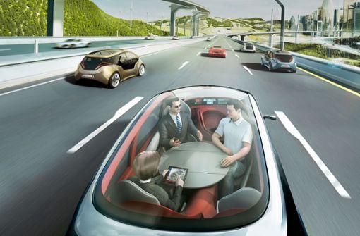 Wann kommt das Auto  ohne Lenkrad?