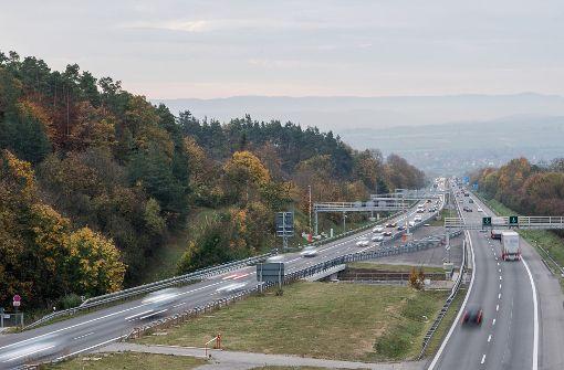 Baden-Württembergs Straßen werden immer voller