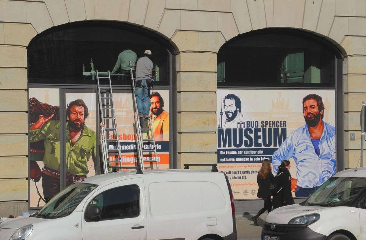 Bud Spencer erlangte in Deutschland dank seiner Filme mit Terence Hill Berühmtheit. Foto: imago images/PEMAX/Peter Meißner