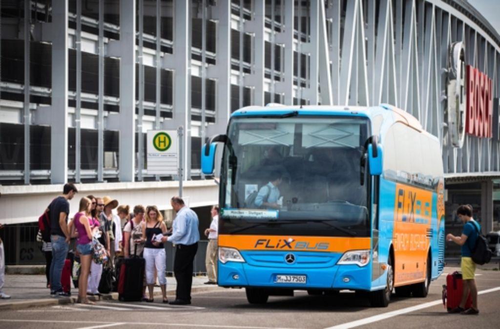 Daimler beteiligt sich am Münchner Fernbus-Anbieter Flixbus. Foto: