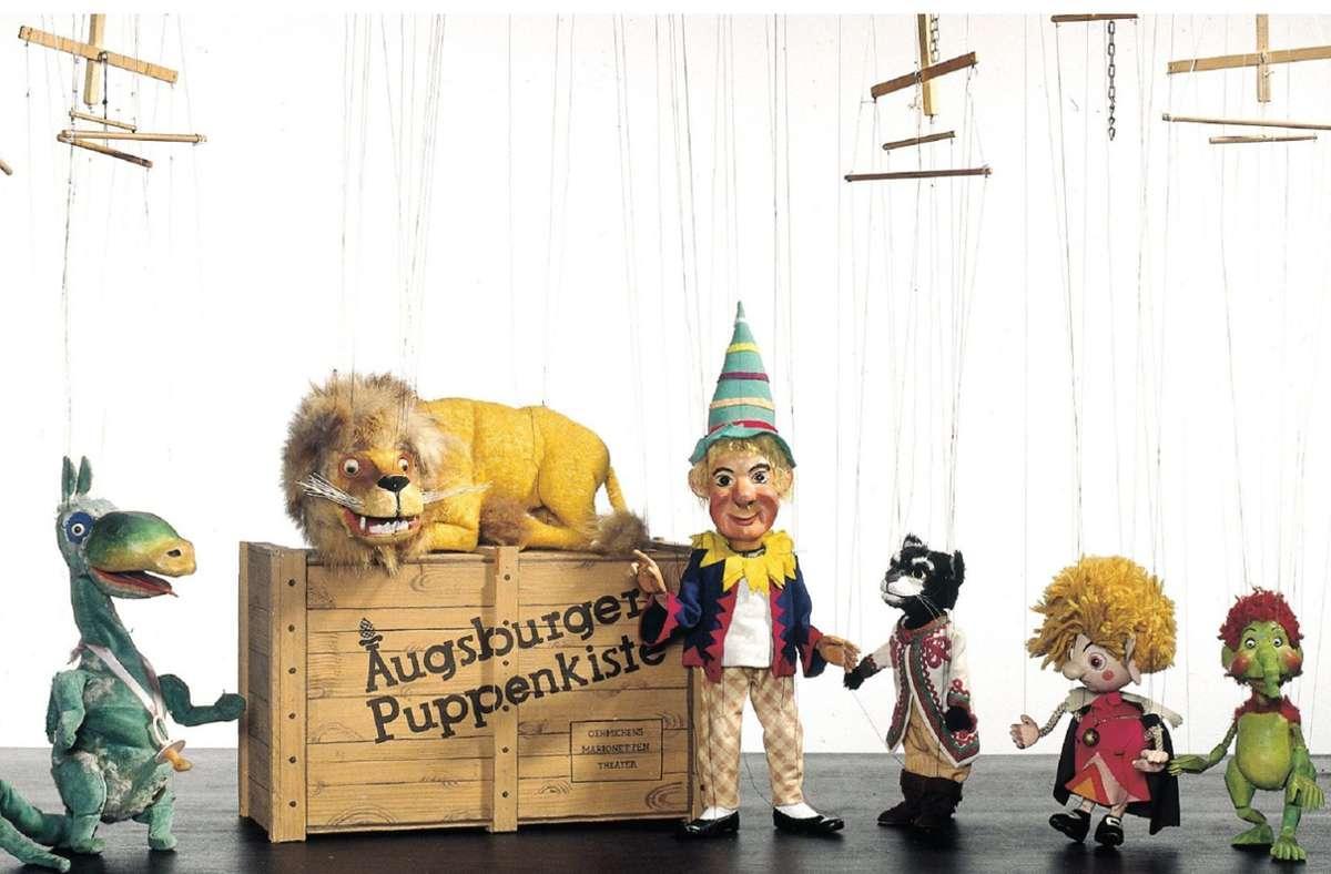 Die Puppen der Augsburger Puppenkiste klären jetzt über Corona-Selbststests auf. Foto: Augsburger Puppenkiste