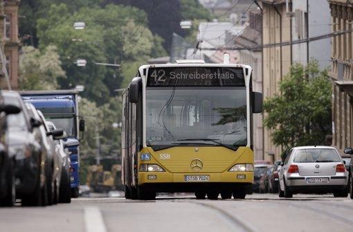 Buslinien werden länger umgeleitet
