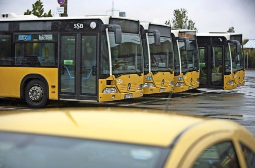 Busse auf die Überholspur