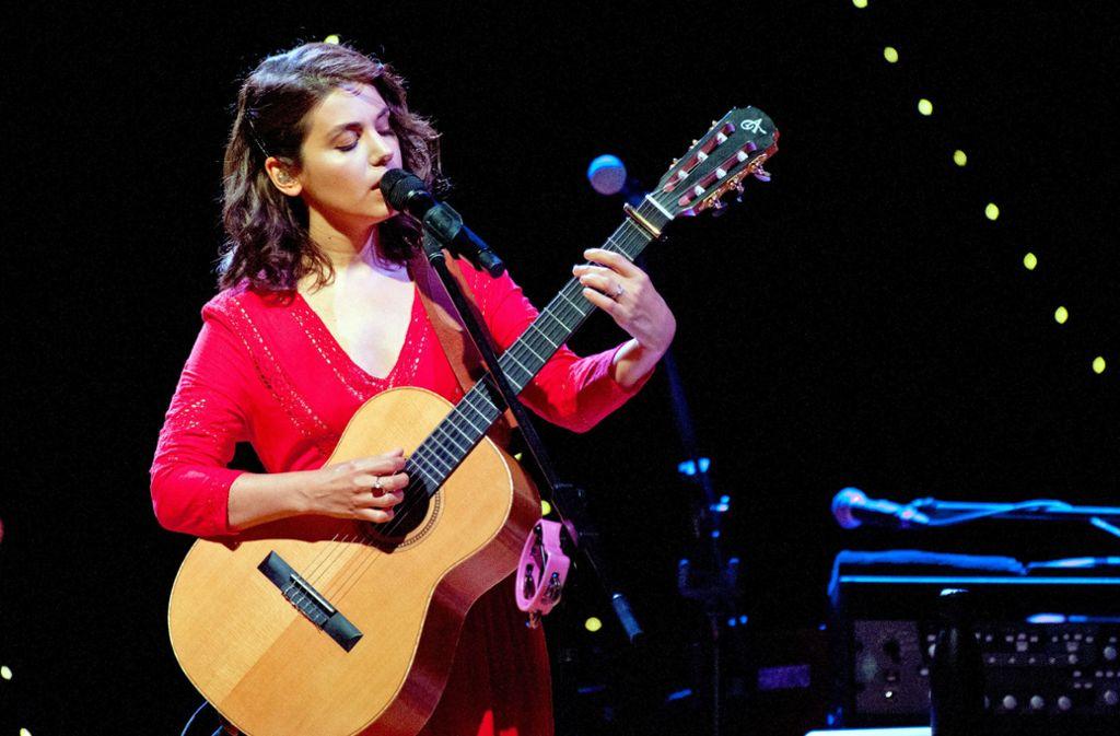 Nur das Beste ist gut genug:   Katie Melua Foto: Lichtgut/Oliver Willikonsky