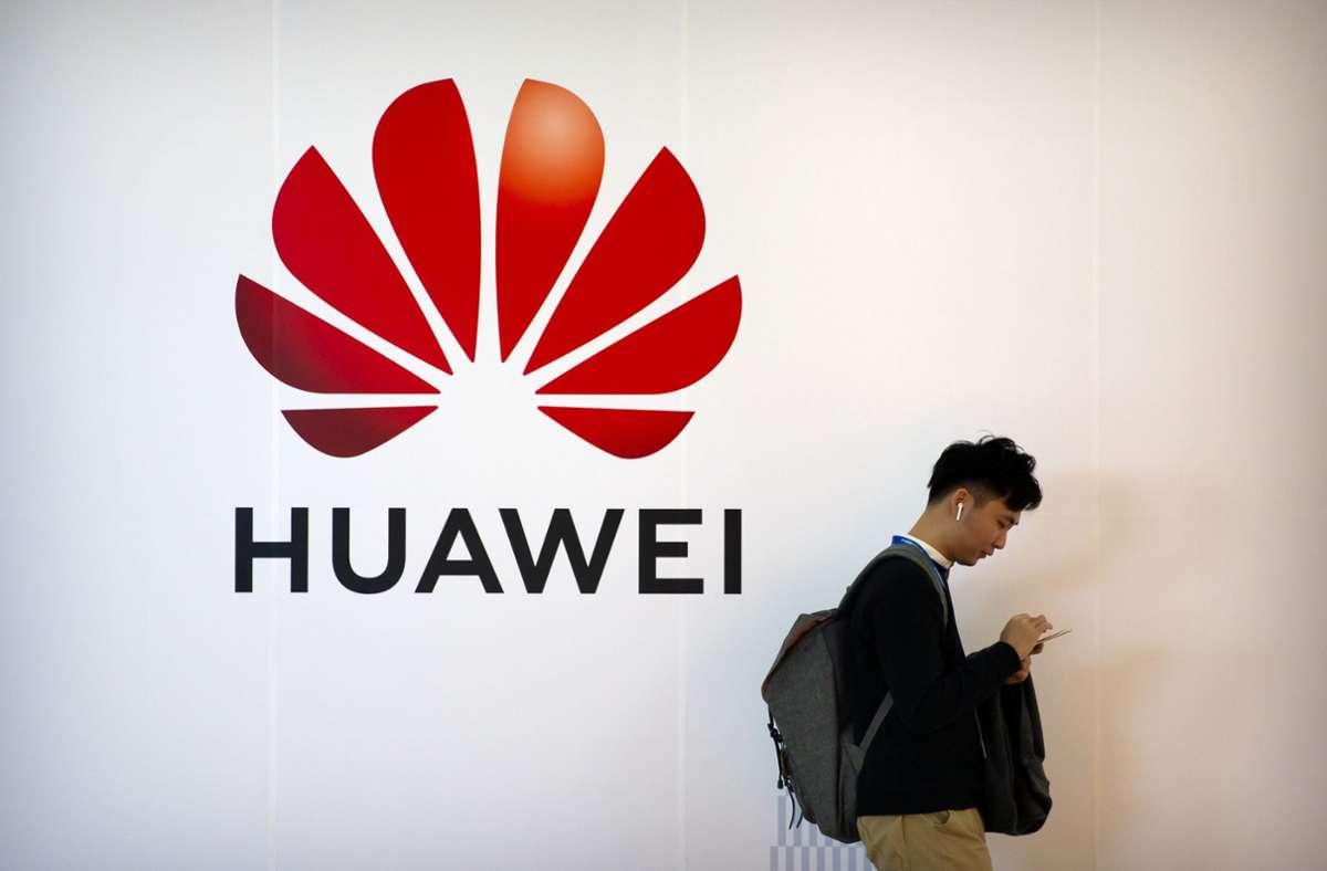 Erstmals seit neun Jahren ist es nicht Samsung, der in einem Quartal Marktführer ist, sondern Huawei. Foto: AP/Mark Schiefelbein