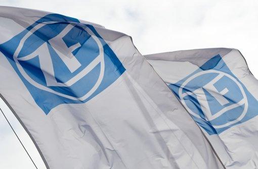 TRW-Übernahme schiebt ZF Friedrichshafen an