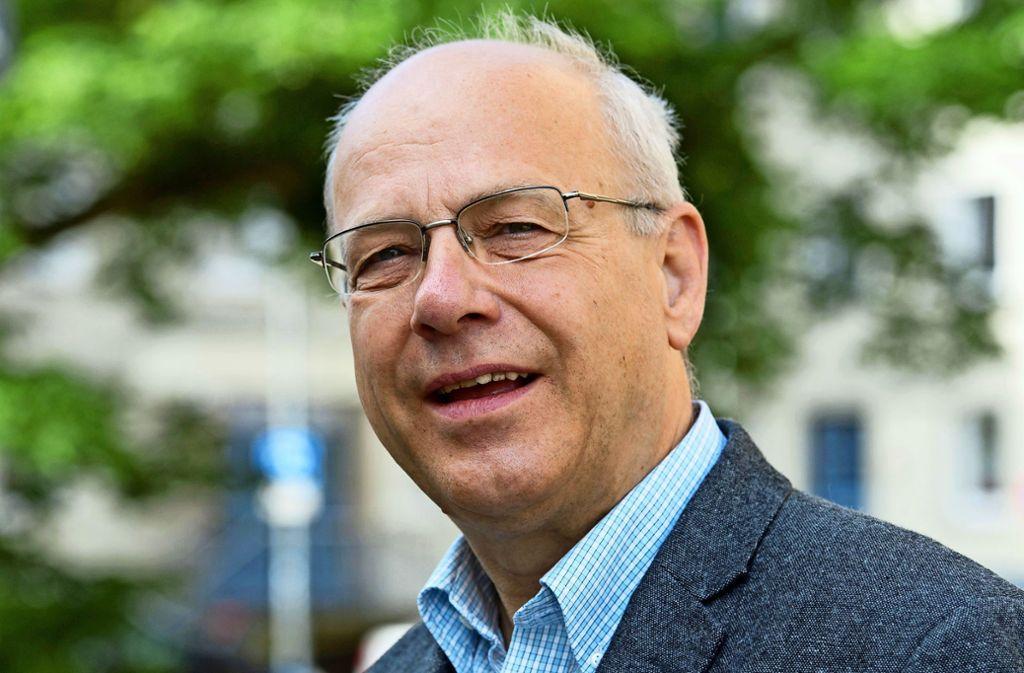 Pater Klaus Mertes leitet inzwischen das Kolleg in Sankt Blaisen. Foto: picture alliance / dpa