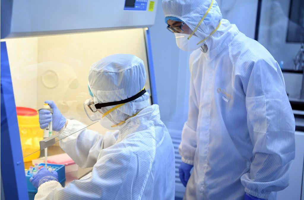 Das Coronavirus breitet sich weiter aus (Symbolbild). Foto: dpa/Ma Ping