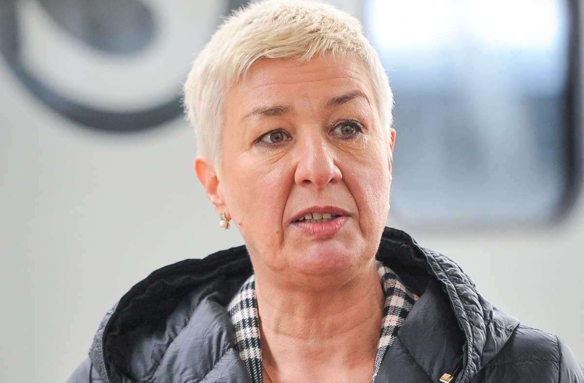 Sie will ihre zweite Amtszeit angehen: Regionaldirektorin Nicola Schelling. Foto: Lichtgut/Max Kovalenko