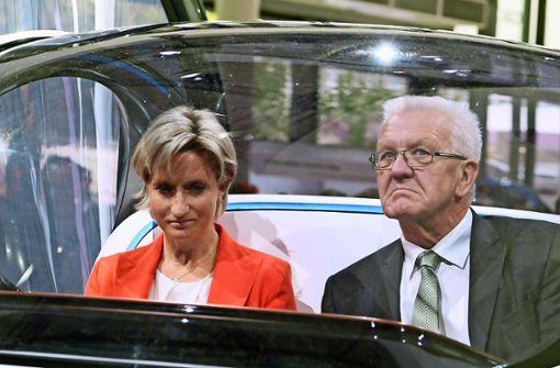 Grün-Schwarz will EU-Gelder auch für die Autobranche