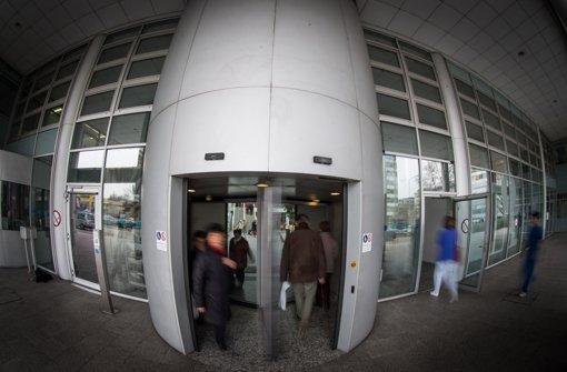 Es geht rund: Das Klinikum steckt in der Krise. Foto: Lichtgut/Achim Zweygarth