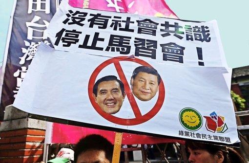 Das Gipfeltreffen von Chinas Präsidenten