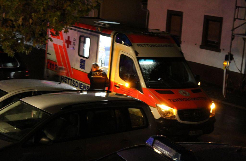 Am Donnerstagabend war es zu einem Streit gekommen. Foto: 7aktuell.de/Fabian Geier