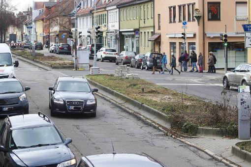 Am Donnerstag war im Stadtbezirk Stuttgart-Nord wenig Feinstaub in der Luft