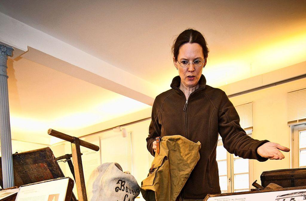 Raible hat  viel bewirkt – nicht nur bei der Ausstellung über die Vertreibung und die Reaktivierung des alten Ladens. Foto: factum/Archiv