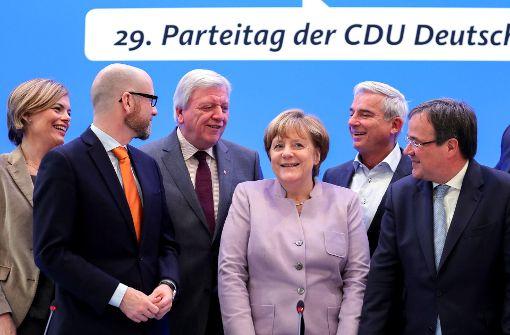 CDU-Spitze verschärft ihren Asylkurs