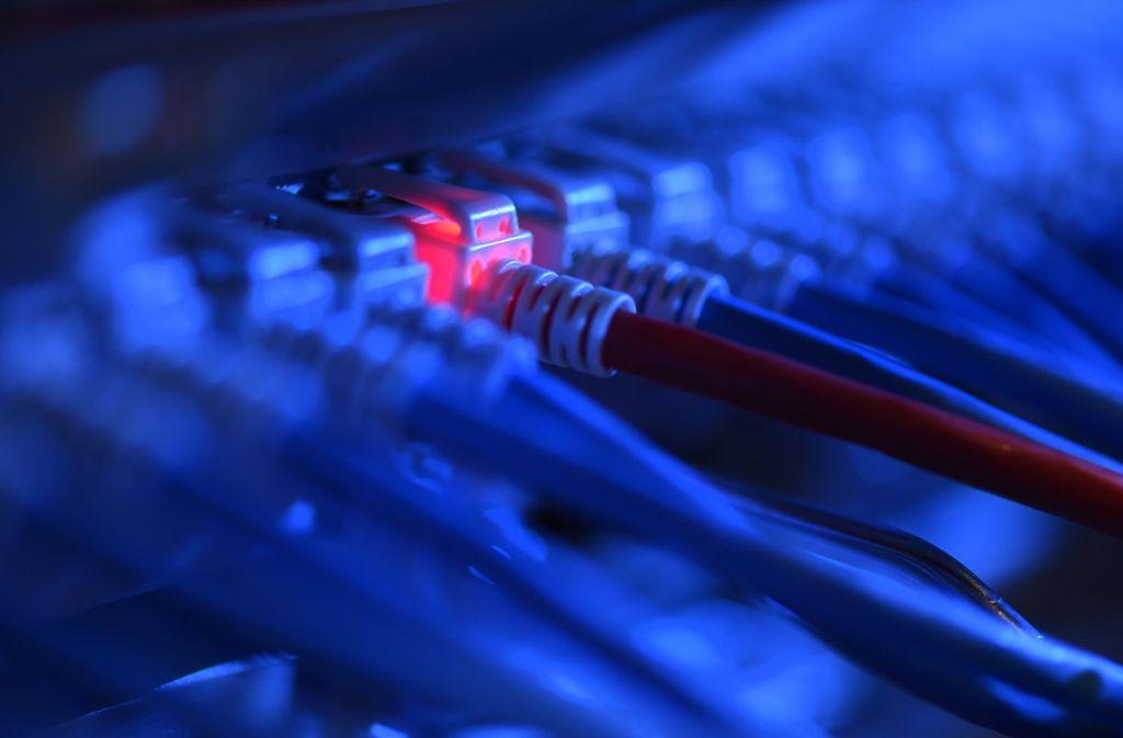 Hacker nutzen Sicherheitslücken in Organisationen aus. Foto: dpa