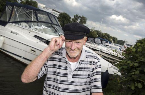 Besuch beim Yacht-Club, der keiner ist