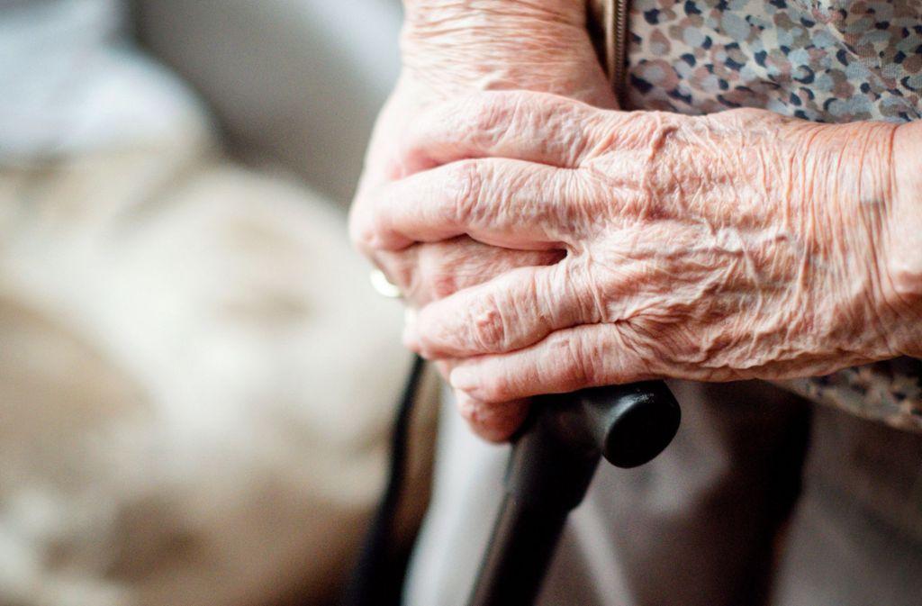Die Weltbevölkerung wird immer älter. (Symbolfoto) Foto: dpa
