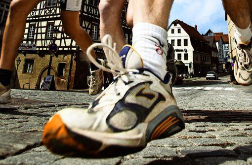Sport als Medizin  für die Psyche