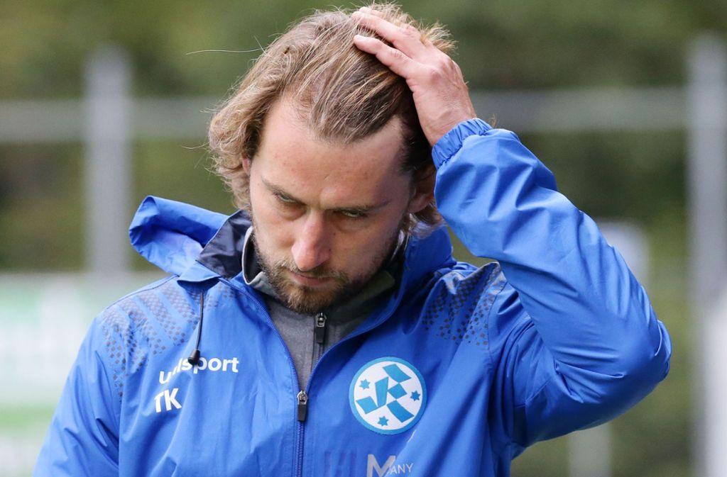Tomasz Kaczmarek ist nicht mehr Trainer bei Fortuna Köln. Foto: Pressefoto Baumann