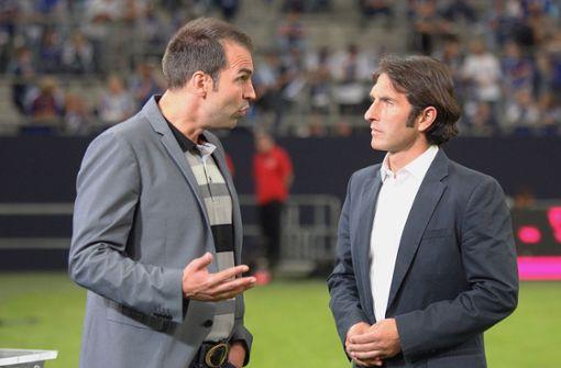 Diese Männer haben eine Vergangenheit beim  VfB und  beim HSV