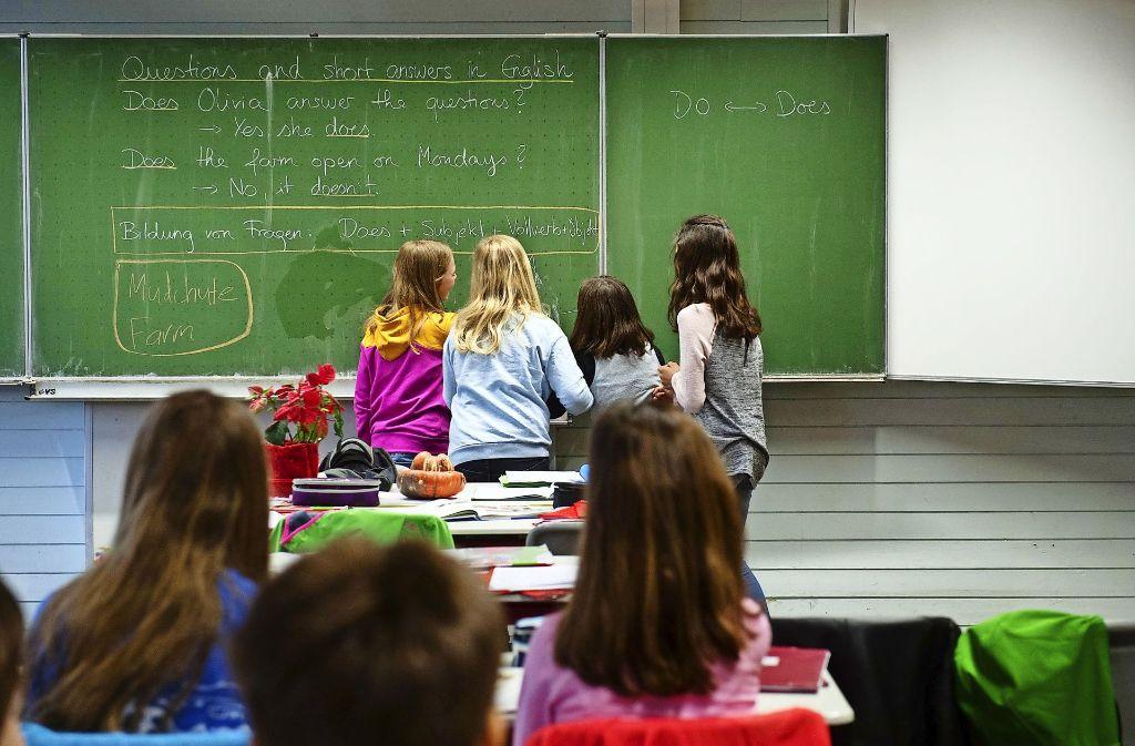 Die Leistungen und die Ausstattung unterscheiden sich in deutschen Schulen sehr. Foto: dpa