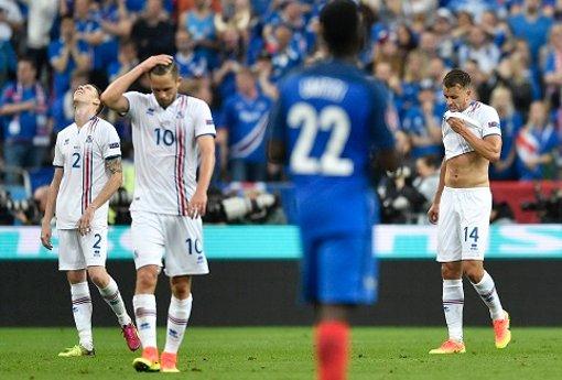 Frankreich blamiert gerade England