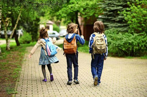 So kommen Kinder sicher zur Schule