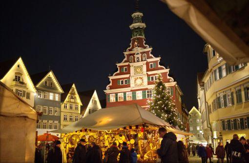 Die meisten Weihnachtsmärkte sollen anders als gewohnt stattfinden