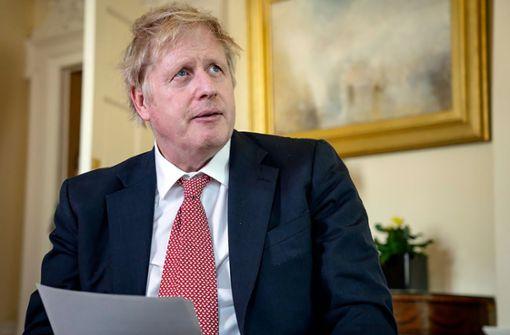Britischer Premier ist wieder Vater geworden