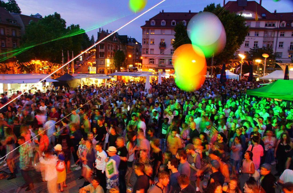 Weitere Impressionen vom Marienplatzfest in Stuttgart Foto: Andreas Rosar Fotoagentur-Stuttgart