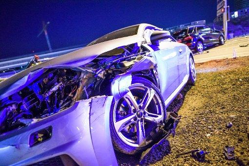 Mietwagen-Crash zweier Sixt-Fahrer