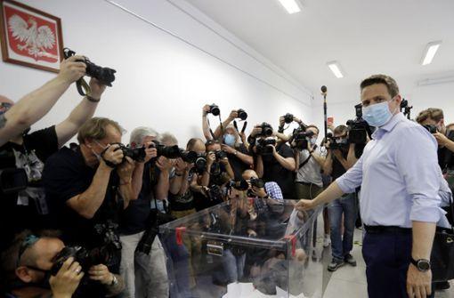 Die Demokratie in Polen lebt