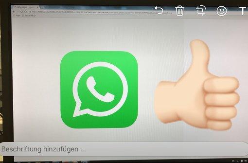 Neue Foto- und Videofunktionen nun auch für iOS-Nutzer