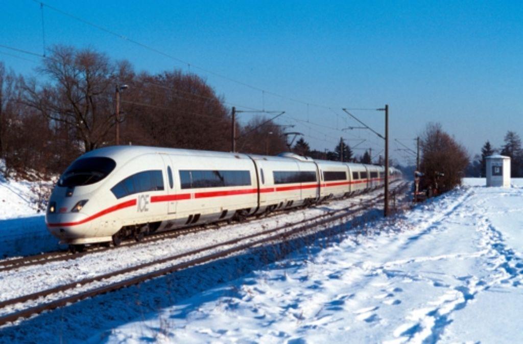 Winfried Hermann fordert eine neue Bahnreform. Foto: Bahn