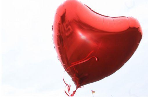 Luftballon bremst S-Bahn aus
