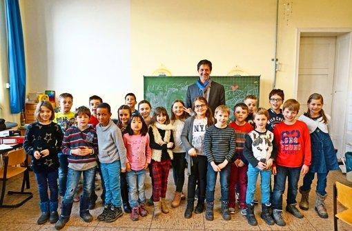 Kinder erfolgreich bei der Mathe-Olympiade