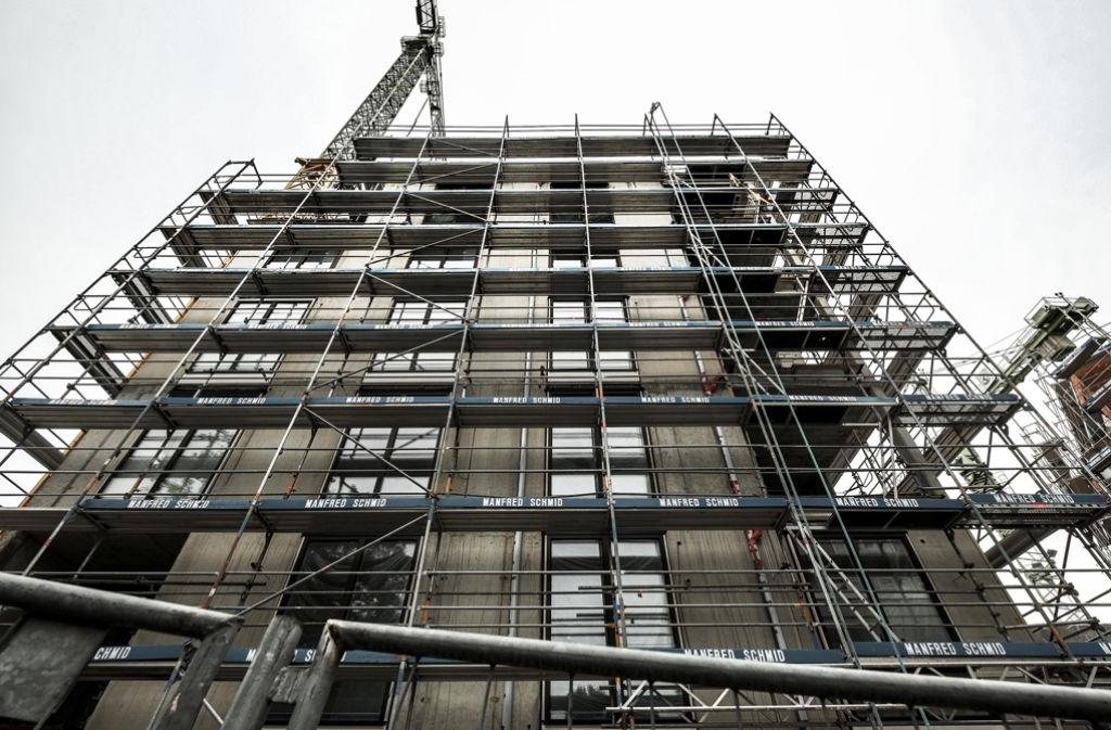 Wohnungsbau s s linke plus kritik an teurer bauf rderung - Villengarten stuttgart ...