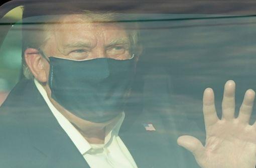 Stabschef: Trump könnte noch am Montag ins Weiße Haus zurückkehren