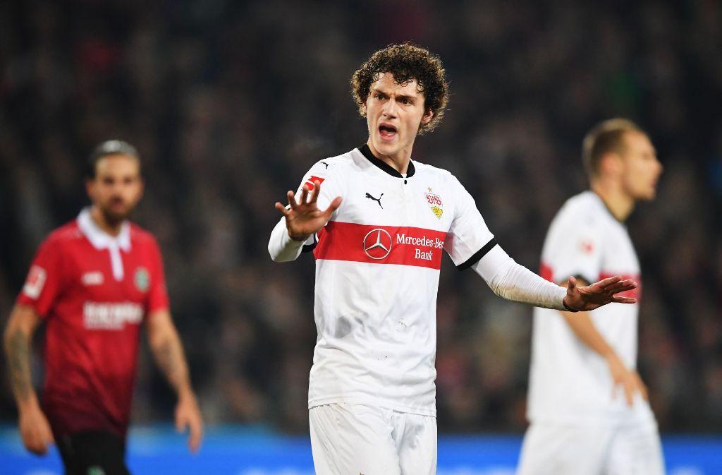 Benjamin Pavard ist eine der absoluten Stützen beim VfB Stuttgart. Foto: Bongarts