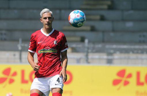 Nico Schlotterbeck lässt Verbleib beim SC Freiburg offen