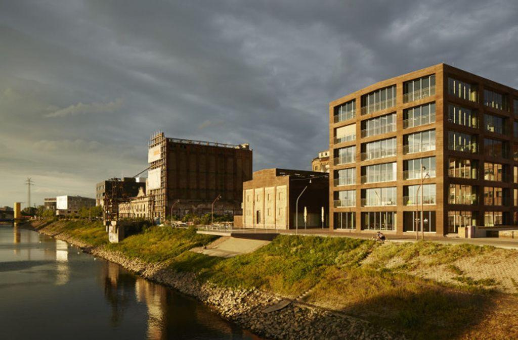 Der C-Hub in Mannheim für Startups in der Kreativwirtschaft. Foto: Daniel Lukac