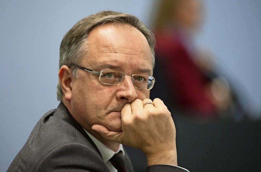 Muss künftig die politischen Schwerpunkte der SPD-Fraktion abstecken: ihr kommender Vorsitzender Andreas Stoch Foto: dpa