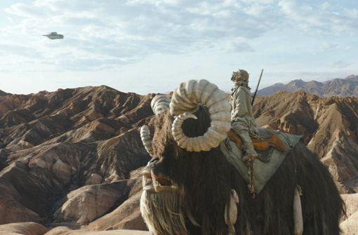 5 Thesen  zu Filmwelten  der nahen  Zukunft
