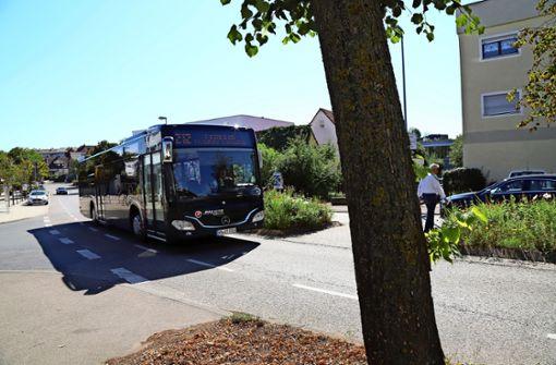 Bald fährt ein Bus auch auf den Tennwengert