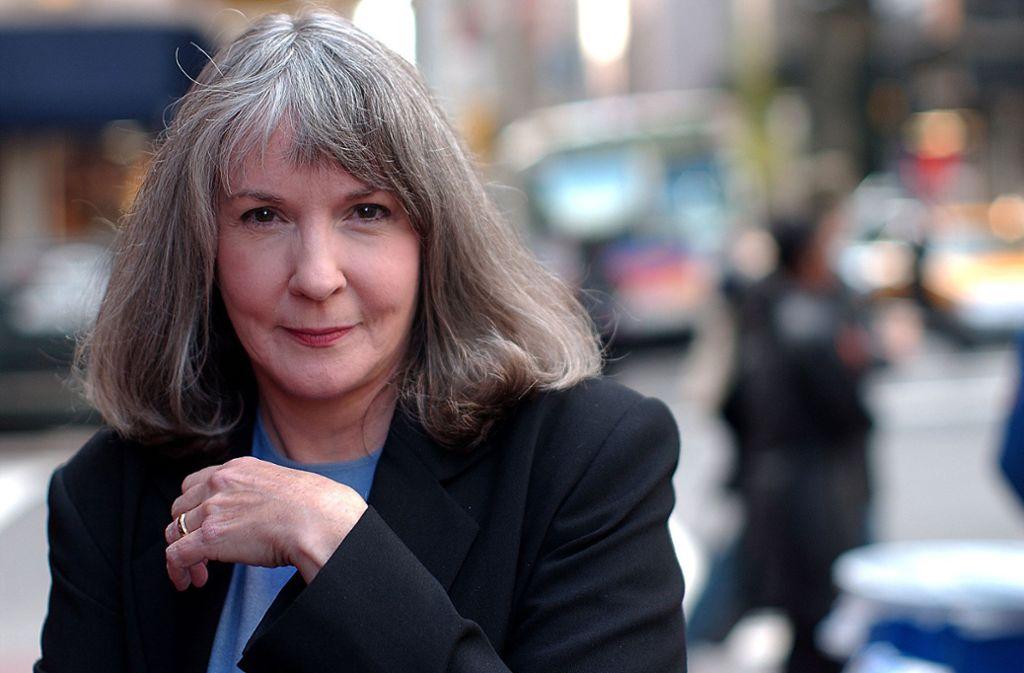 Sue Grafton (1940-2017) war eine der Pionierinnen des Starke-Frauen-Krimis Foto: AP