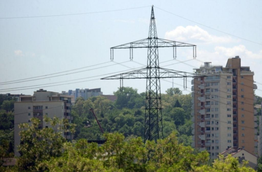 Strom, Stadtwerke, EnBW, Stuttgart, Energie Quelle: Unbekannt