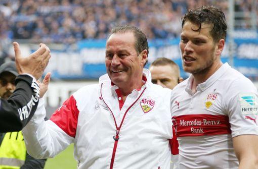 Als Daniel Ginczek den VfB rettete