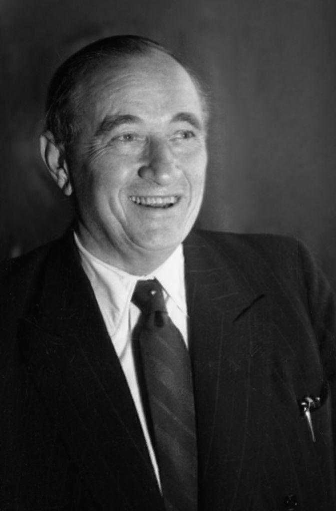 Firmengründer Carl F.W. Borgward kam als eines von 13 Kindern eines Kohlenhändlers in Hamburg auf die Welt, arbeitete als Ingenieur bei einem Zulieferer, übernahm die Hansa-Lloyd-Werke und war später Chef von 20000 Menschen. Die Firma Borgward ging Anfang der 1960er Jahre pleite. Foto: Borgward